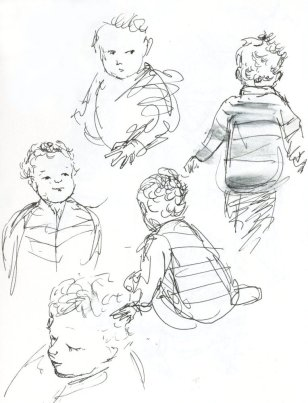 Theo Sketches