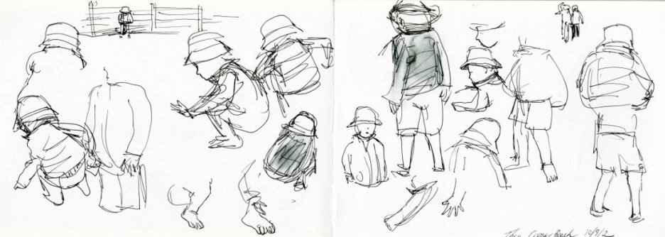 Seaside sketches